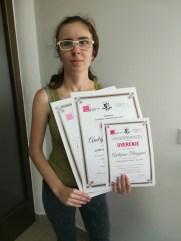 Andrijana Blagojević, kurs profesionalne masaže