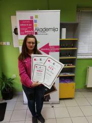 Milena Đukić, kurs profesionalnog šminkanja