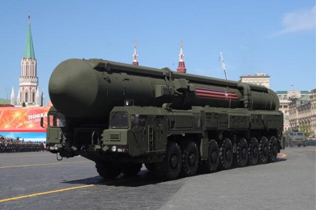 Росія пропонує НАТО приєднатися до ракетного мораторію