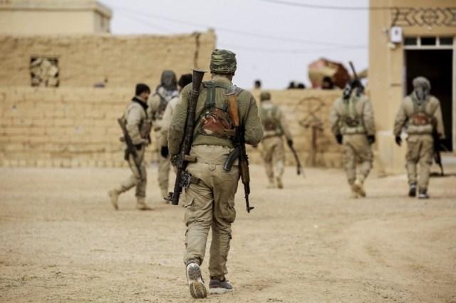 Сирійські повстанці знищили групу російських спецпризначенців