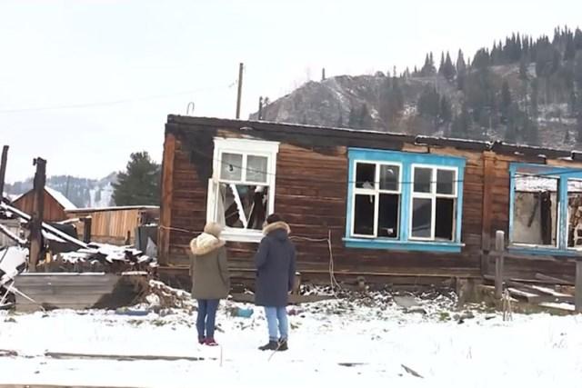 Російський пожежник підпалював житлові будинки «для перевірки»