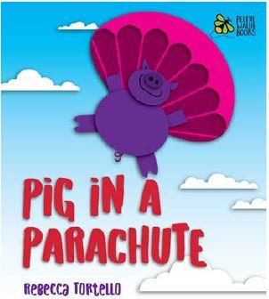 Pig in a Parachute