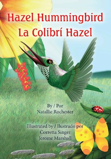 Hazel The Humming Bird