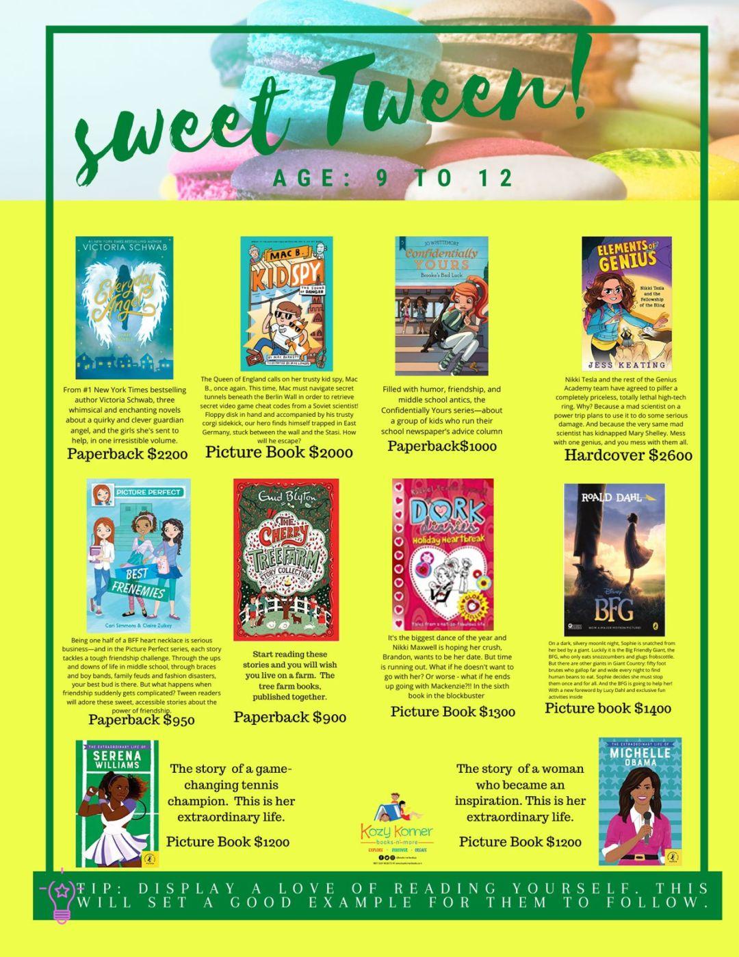 Bookish Catalogue Spring Edition Page 10
