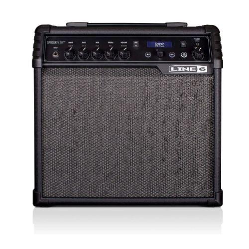 6 Best Amps for Metal under $200 (2021) - Line 6 Spider V 30 MKII