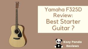 Home - Yamaha F325D Review 1