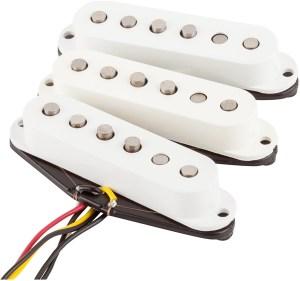 Best Cheap Guitar Pickups in 2021 - Fender Tex Mex Strat Pickup Set