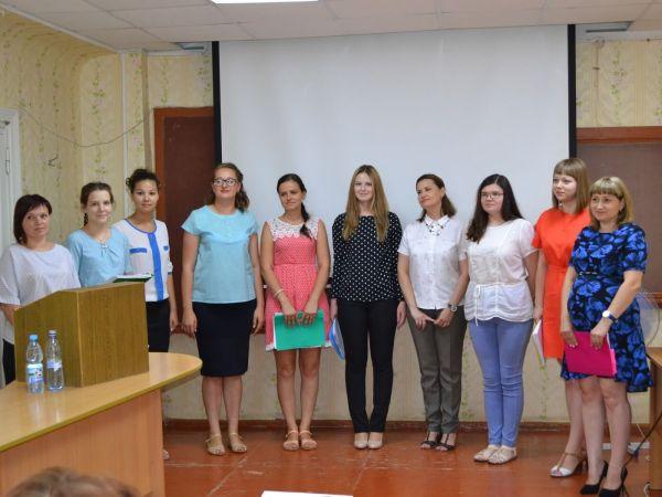 Защита бакалаврских работ в филиале АГУ в г.Знаменске