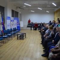 По случаю 18-летия «Единой России» астраханские партийцы встретились со своими предшественниками