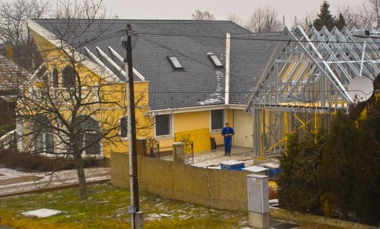 Photo of Hagyományos szerkezetű családi házak bővítése acélszerkezetes készház technológiával