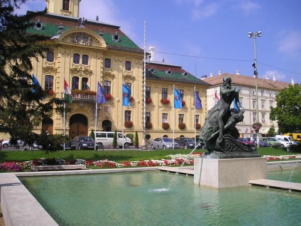 Szeged Széchenyi Tér