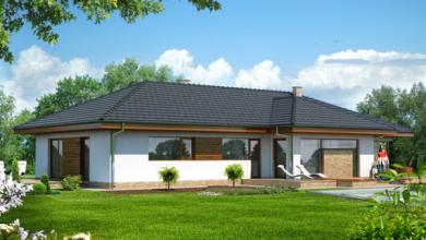 Photo of 230 m2-es családi ház típusterv