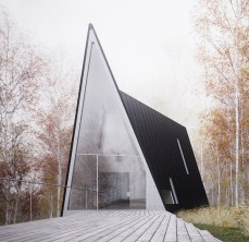 vacation-house-plans-a-frame-forest-house-2