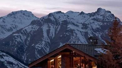 Photo of Kivételes sí épület a francia Alpokban