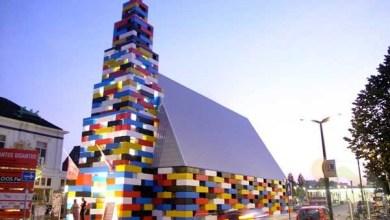 Photo of Szociális épület Hollandiában