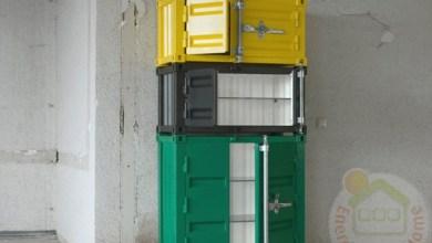 Photo of Ipari szekrények élénk színekkel