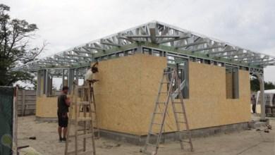 Photo of Szerkezetkész családi ház építés 1 hét alatt