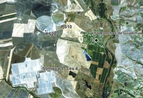 a világ legnagyobb naperőműve8