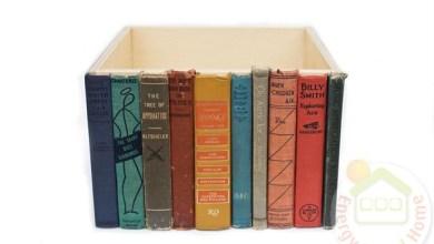 Photo of Modern könyvtári tárolódobozok