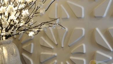 Photo of Új 100%-ban újrahasznosított 3D falpanel