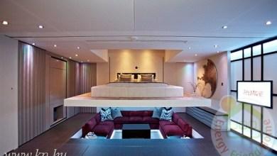 Photo of Plafonban és padlóban rejtőzködő helyiségek (videó)