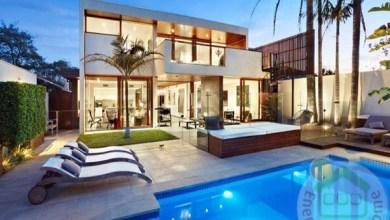 Photo of Modern, luxus családiház Ausztráliában