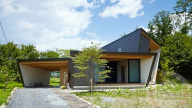 Photo of Yatsugatake villa Japánban