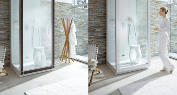 Duravit-white-and-stone-organic-bathroom-with-wooden-accessories