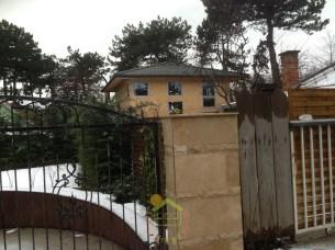 Kétszintes készház - elkészült a tetőfedés és az ablakok is beépítésre kerültek