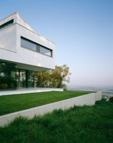 architecture-P-house