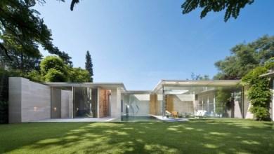 Photo of A környezetbe tökéletesen illeszkedő családi ház Hollandiából
