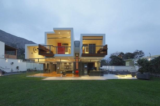 Longhi-Architects-House