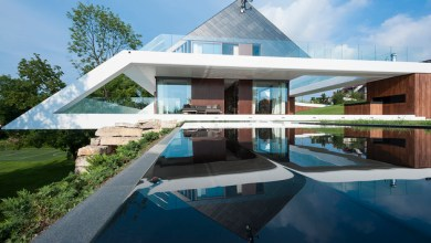Photo of Futurisztikus ház Krakkóból