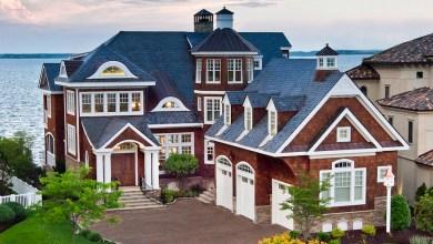 Photo of Amerikai tengerparti ház, ami feltölti pozitív energiákkal
