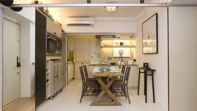 Photo of Flexibilis apartmanban 10 elhúzható ajtóval Hong Kongból
