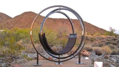 Photo of A tájjal kommunikáló szék