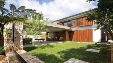 Photo of Ausztráliai ház gyönyörű pavilonnal
