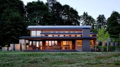 Photo of Impozáns családi ház a fenntarthatóság szellemében