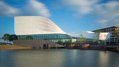 Photo of Modern színház Hollandiában