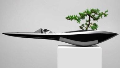 Photo of Bonsai ültetőtál, amit az autóipar ihletett