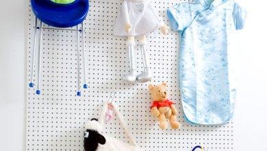 Photo of Játék tárolási ötletek gyerekszobákba
