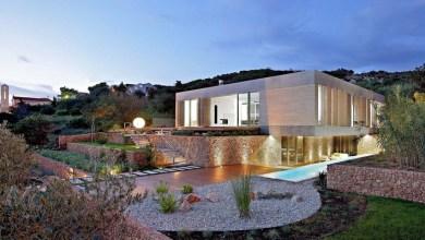 Photo of Modern villa Horvátországban