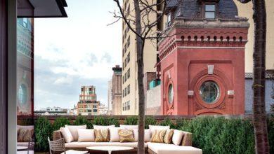 Photo of Steven Soderbergh lakása a Tribeca Apartman komplexumban
