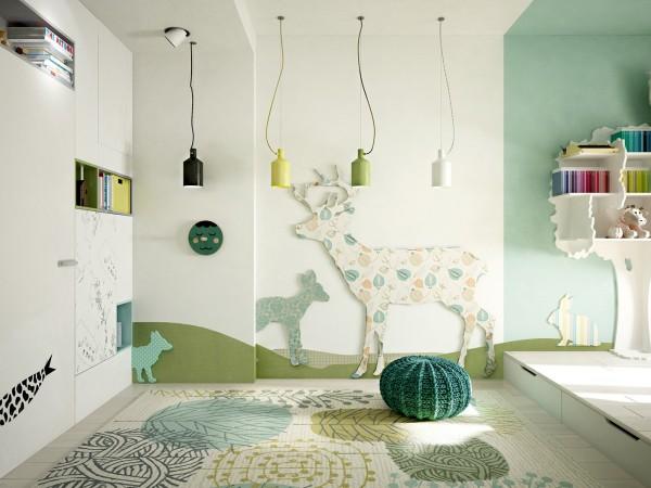 wildlife-kids-bedroom-theme-600x450