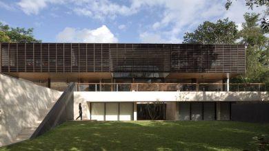 Photo of Kortárs ház Szingapúrban