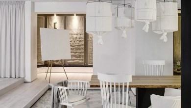 Photo of Kijevi apartman teljesen fehérbe öltözve