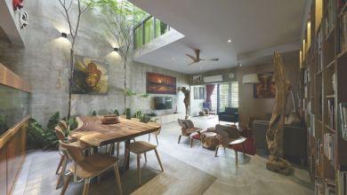 Photo of Tradicionális ház modernizálva Malajziában