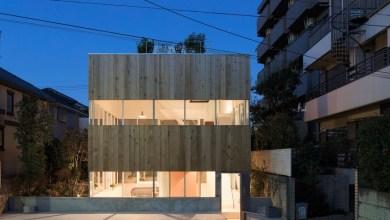 Photo of Modern ház Tokióban