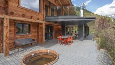 Photo of Hagyományos hegyi otthon felújítása kortárs elemekkel