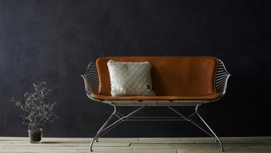 Photo of Különleges kanapék fémmel kombinálva